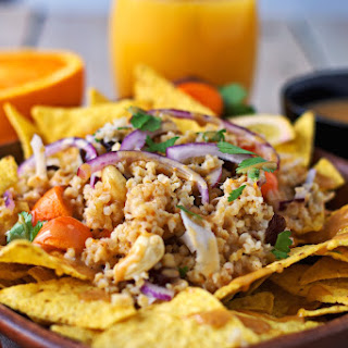 Bulgur Wheat With Soy Recipes