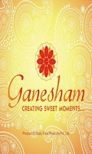 Ganesham Sweets - screenshot