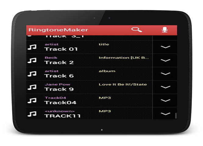 android Mp3 Cutter and Ringtone Maker Screenshot 6