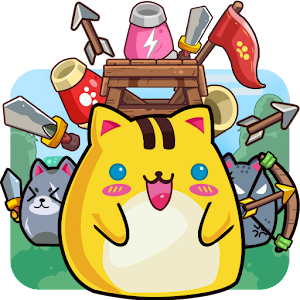 Cat'n'Robot: Idle Defense - Cute Castle TD Game For PC (Windows & MAC)