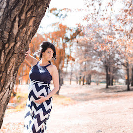 Mom in nature by Kyle Van Der Schyff - People Maternity ( maternity, dress, outdoors, pregnant )