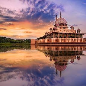 Putrajaya Lake Parks by Cornell J. Asin - City,  Street & Park  City Parks