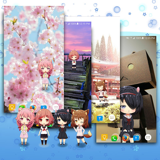 Download Lively Anime Live Wallpaper Google Play Softwares