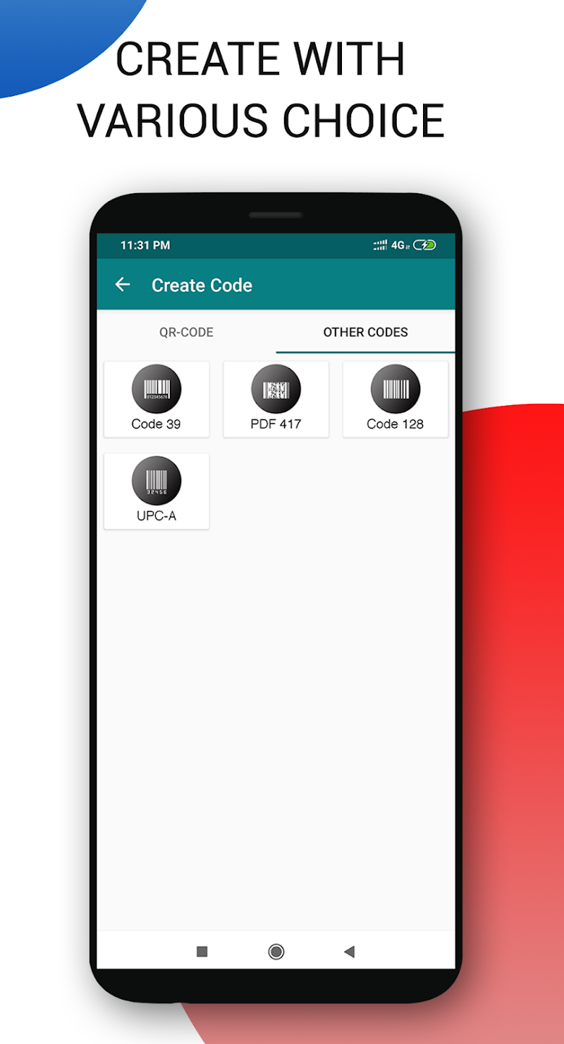 Multiple qr barcode scanner Pro Screenshot 2