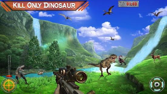 Dino Hunting Kill Safari Sniper Shoot for pc