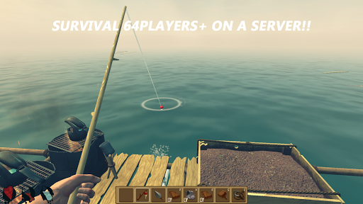 Raft Survival Multiplayer 3D For PC