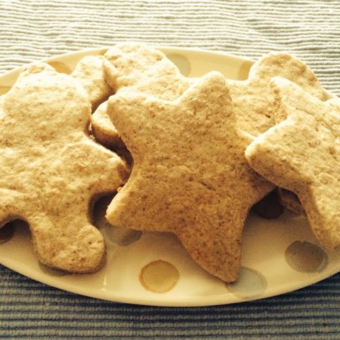 Wholemeal Butter Biscuits