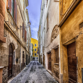 Centro Storico by Antonello Madau - City,  Street & Park  Historic Districts