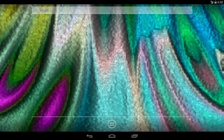 Screenshot of Magic Color Live Wallpaper