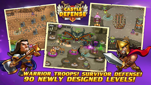 Castle TD 2: Nerubius Invasion - screenshot