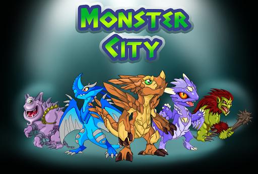 Monster City - screenshot