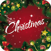 Free Merry Christmas Red Tree APK for Windows 8