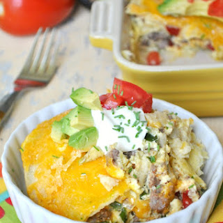 Mexican Breakfast Casserole Healthy Recipes