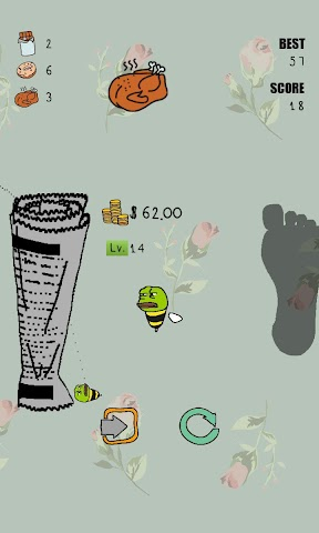android Frogs Screenshot 4