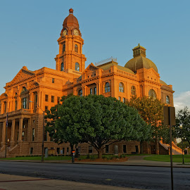Tarrant County Courthouse-6 by Kevin Whitaker - Buildings & Architecture Public & Historical ( building, dfwtinker, fort worth, texas, ktwhitaker )