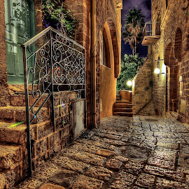 Jaffa by Dong Leoj - City,  Street & Park  Historic Districts ( city )