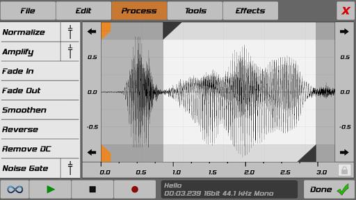 Caustic Editor for VolcaSample screenshot 8