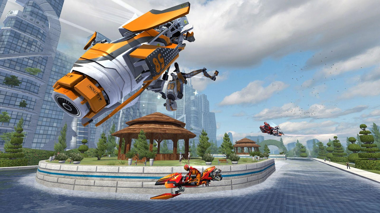 Riptide GP: Renegade Screenshot 15