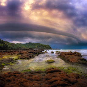 by Annisa Fitriani - Landscapes Cloud Formations