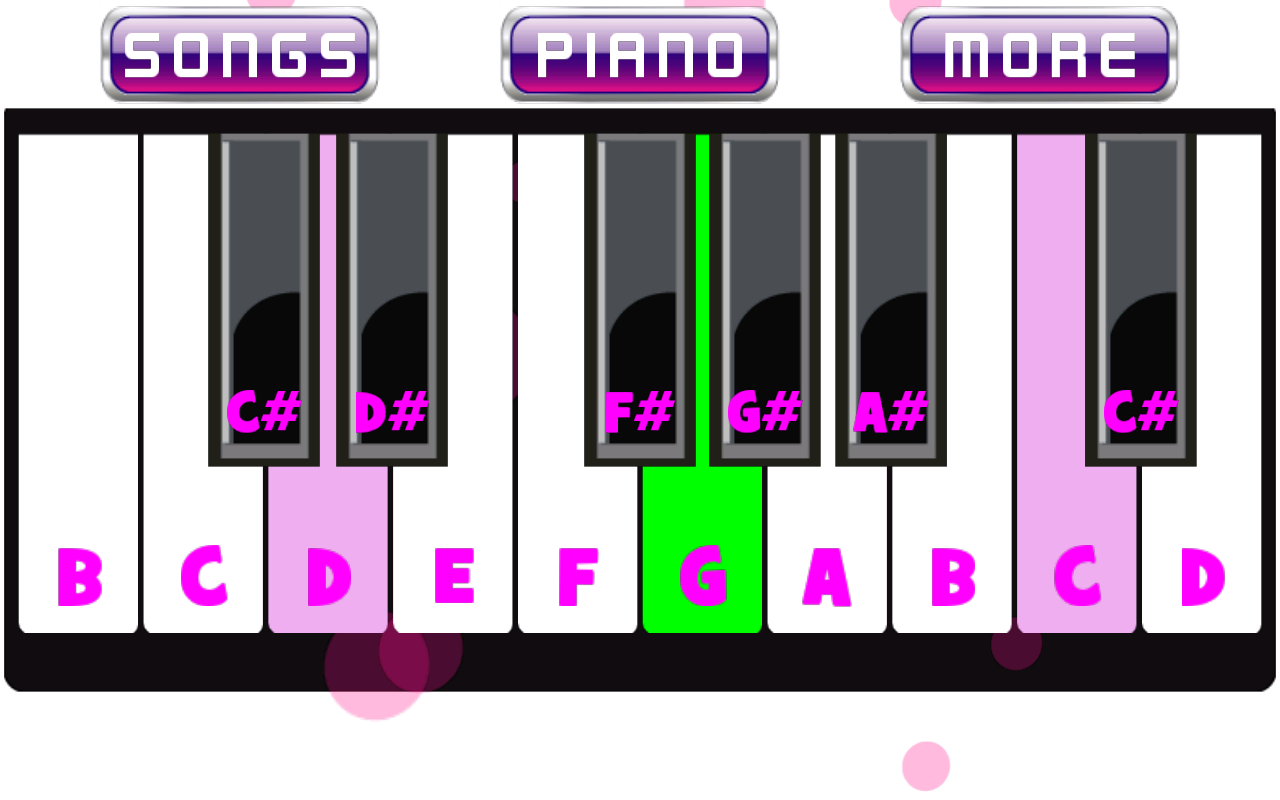 Little Piano(No Ads) Screenshot 2