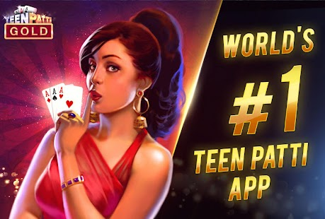 Teen Patti Gold APK for Bluestacks