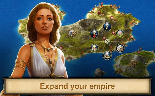 Grepolis - Divine Strategy MMO - screenshot