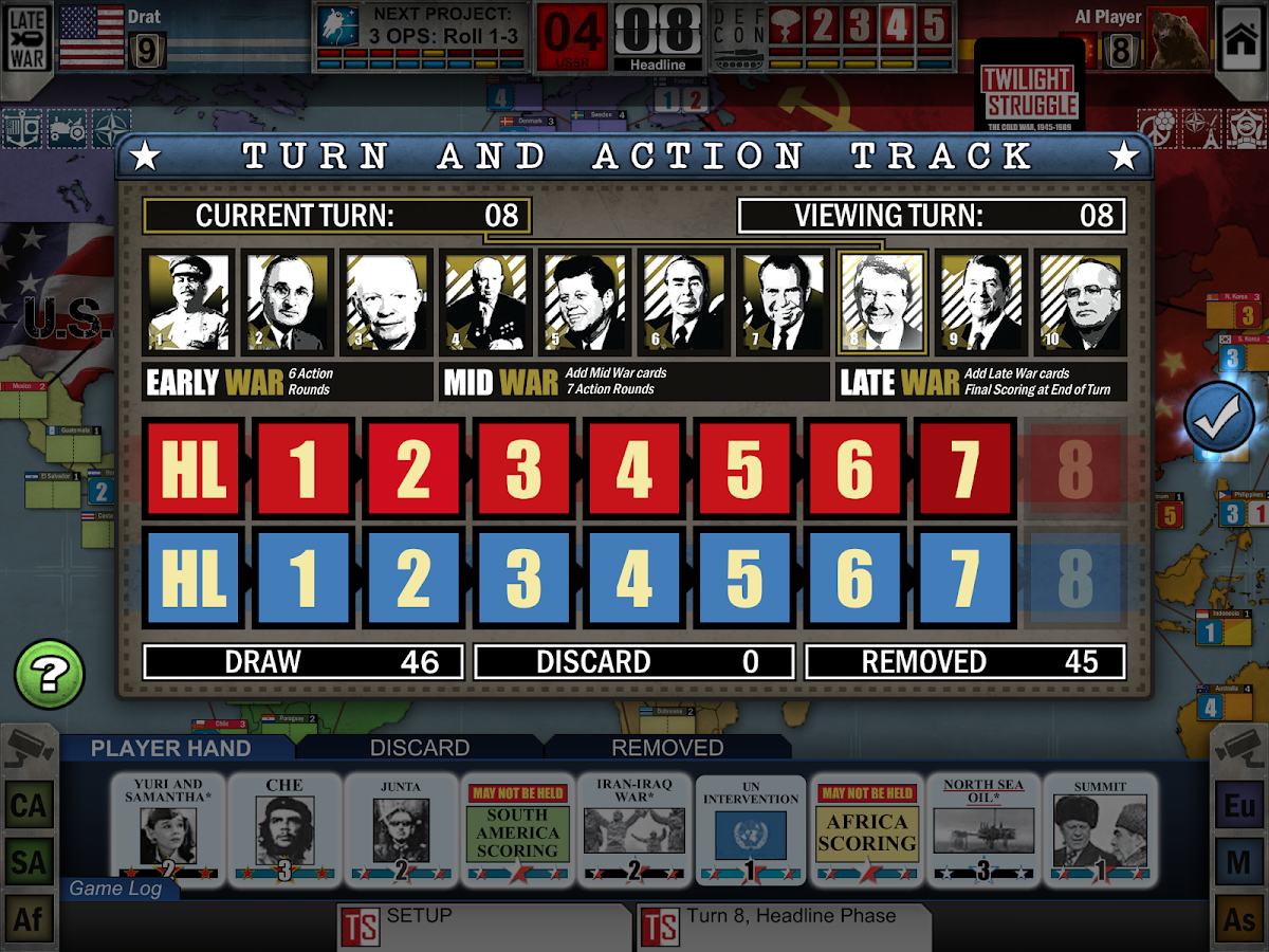 Twilight Struggle 이미지[6]