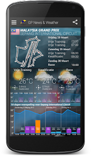 GP News & Weather AdFree 2016- screenshot thumbnail