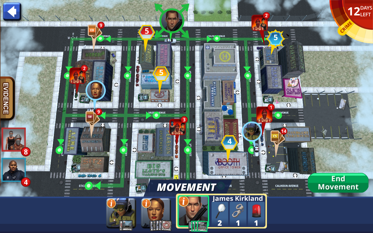 Police Precinct: Online Screenshot 11