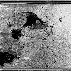 Shattered by Shawn Thomas - Buildings & Architecture Architectural Detail
