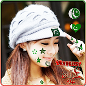 Pak flag face maker APK for Bluestacks
