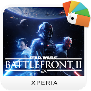 XPERIA™ STAR WARS Battlefront II Theme