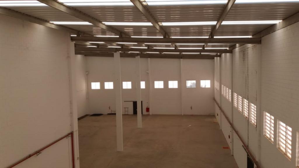 Galpão industrial para locação, Parque Industrial III (Fazenda Grande), Jundiaí.