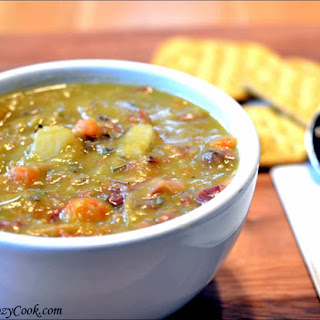 Mom?s (best ever) Split Pea Soup