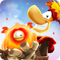 Game Rayman Adventures version 2015 APK