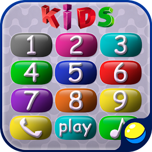 Kids game: baby phone for Android