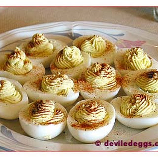 Easy Classic Deviled Eggs