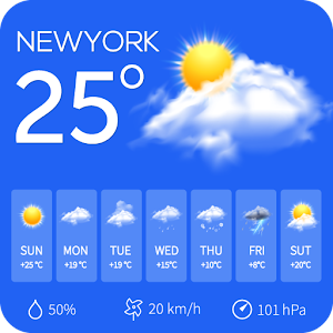 Live Weather Forecast & Weather Updates For PC / Windows 7/8/10 / Mac – Free Download