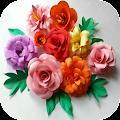 App DIY Paper Flower Craft apk for kindle fire