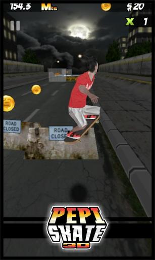 PEPI Skate 3D screenshot 2