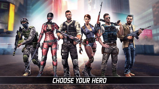 Game UNKILLED: PVP SURVIVAL SHOOTER APK for Windows Phone
