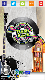Clube Amigos do FlashBack. - screenshot