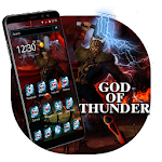 God Of Thunder Theme Icon
