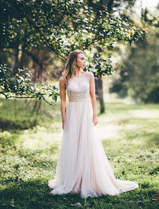 Soni Wedding Dress - Wendy Makin