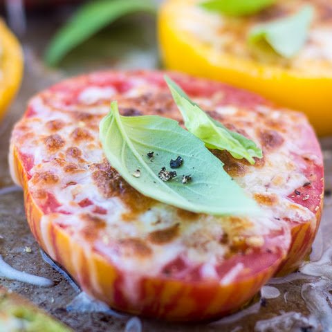 Heirloom Parmesan Tomatoes