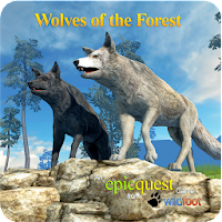 Wolves of the Forest For PC (Windows And Mac)