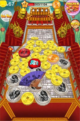 Coin Dozer: World Tour screenshot 1