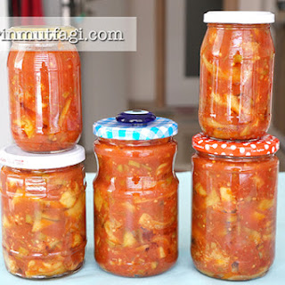 Canned Eggplant Recipes