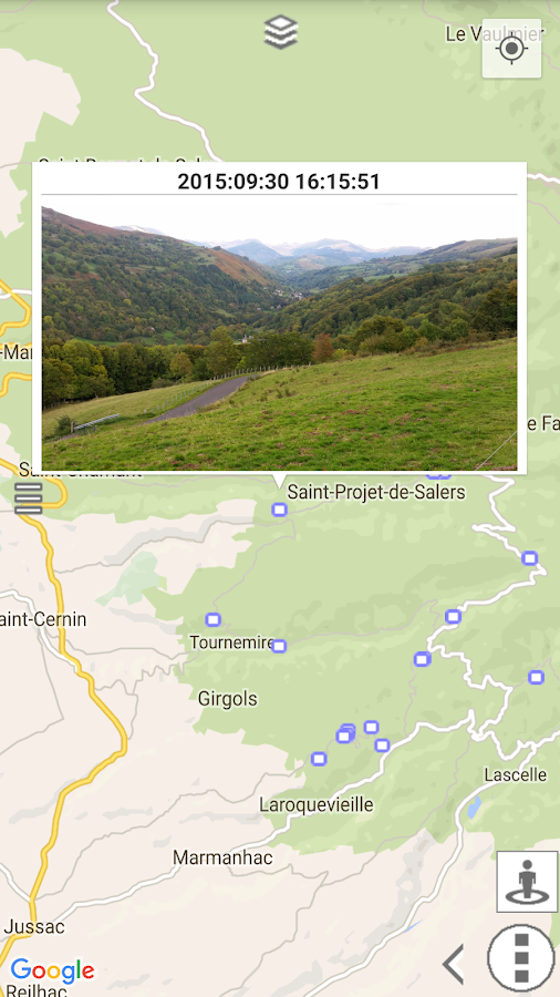 myRouteMap Screenshot 12