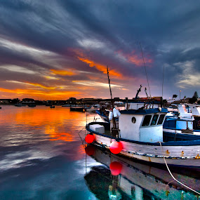 nel porto di marzamemi by Carmelo Parisi - Landscapes Waterscapes